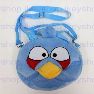 LAST ONE Angry Birds plush doll toy new with tags BLUE BIRD 8 inches
