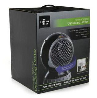 PERSONAL/TABLE TOP OSCILLATING HEATER/FAN GREAT FOR DORM OR OFFICE