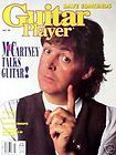 Guitar Player Magazine July 1990 Paul McCartney
