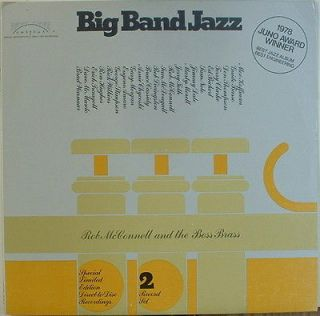 Rob McConnell and the Boss Brass Big Band Jazz Umbrella 4 DIRECT 2LP