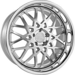 20 inch Concept RS22 silver wheels rims 5x4.5 town&country avenger