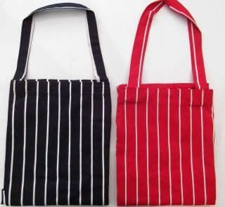 Quality Striped Apron, Butcher, Baker, Kitchen, BBQ Chef, Blue, Red or