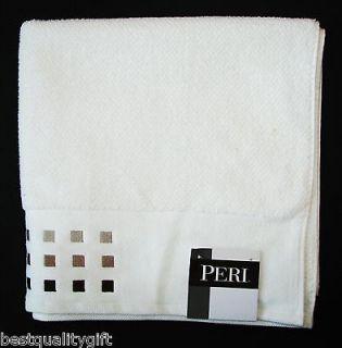Peri Leopard Print 3 Piece Bath Towel Set Bath Towel 2