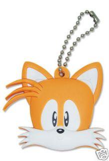 Sonic the Hedgehog Tails the Fox PVC Key Cap Cover sega GE 4769