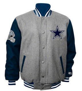 Dallas Cowboys Wool Varsity Jacket