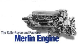 Rolls Royce / Packard V 1650 Merlin Engine Aircraft Manuals Bunfle