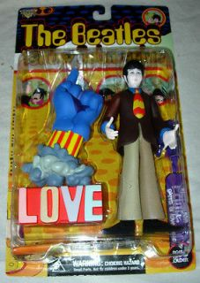 1999 McFARLANE THE BEATLES YELLOW SUBMARINE PAUL McCARTNEY FIGURINE