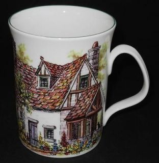 fine bone china staffordshire england in Decorative Collectibles