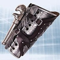Assassins Creed Ezio Auditore Firenze Armored Vambrace With Gun Muesum