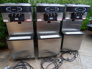 Taylor C712 3 phase AIR COOLED Soft Serve Ice Cream Machine MINT