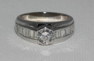 carat diamonds engagement ring mens band white gold