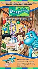 Dragon Tales   Look on the Bright Side [VHS], Very Good VHS, Andrea