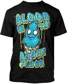 Blood on the Dance Floor Ice Cream Cone Shirt SM, MD, LG, XL, XXL New