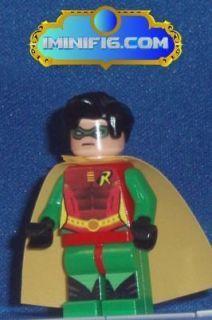Custom LEGO minifig Batman video game Robin