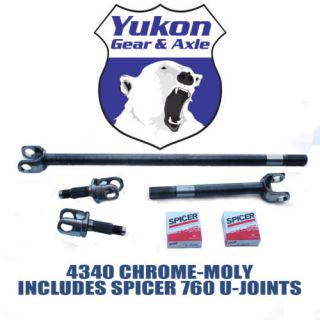 Yukon 74 79 Wagoneer Dana 44 4340 Axle Kit YA W38809 (Fits: Wagoneer)