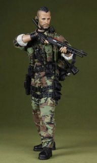 Dam Toy Navy Seal Recon Team Pointman Action Figure