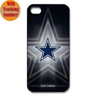 dallas cowboys iPhone 5 hard plastic black case cover f10932