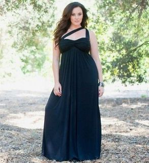 Black Long Maxi/Dress~3x/ 4x/26/28/4~Dus k Til Dawn Convertible ~NEW