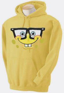 Sponge Bob / Bob esponja nerd hoodie / t shirt sudadera/camis eta