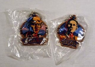Star Trek Deep Space Nine Quark and Odo Keychain Set