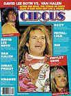 CIRCUS WEEKLY January 9 1979 DAVID LEE ROTH MORE
