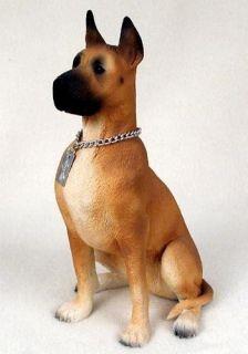 Great Dane Statue Figurine. Home Decor Yard & Garden Dog Products