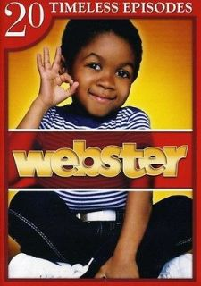 webster in DVDs & Movies