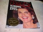 PEOPLE WEEKLY YEARBOOK 1995 144 PAGES OJ SIMPSON MICHAEL JACKSON TIGER