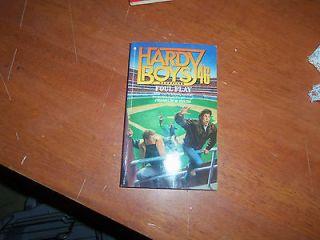 Foul Play Hardy Boys Casefiles #46 by Dixon 067170043X