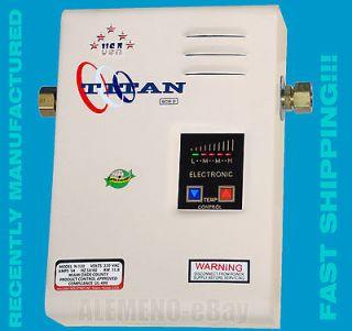 Titan Tankless Water Heater SCR2 Model N 120, N100, N85 Brand New