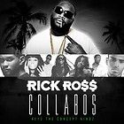 Rick Ross Diddy Bugatti Boys Official Mixtape NEW CD