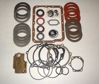 Flightomatic Borg Warner 8 Automatic Transmission Overhaul Kit 1957