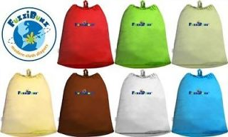 Fuzzi Bunz Cloth Diaper Hanging Storage Bag Nursery Baby Pail New