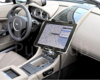 Seat Bolt Mount Gooseneck Holder Stand for iPad mini, iPad 4/3/2/1