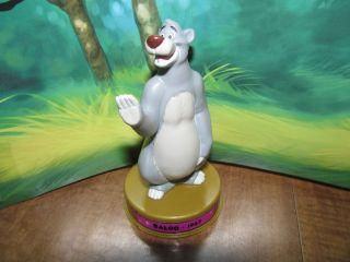 Disney The Jungle Book Baloo Bear 100 Years Figurine Figure Birthday