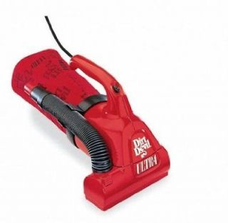 New Model Dirt Devil Ultra Power Great Red Hand Held Stick Vacuum