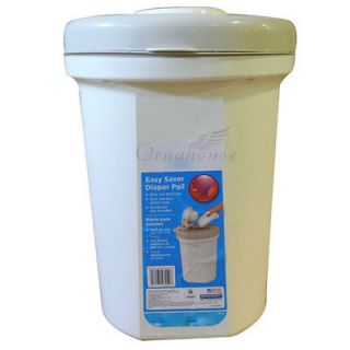 New Popular Safety 1st Easy Saver Diaper Pail Diaper Disposal/23019