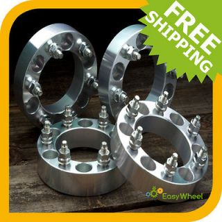 Dodge Durango or Dakota 6x4.5 Wheel Spacers Adapters 1.5 inch thick