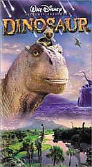 Walt Disney Pictures Presents Dinosaur (VHS, 2001)