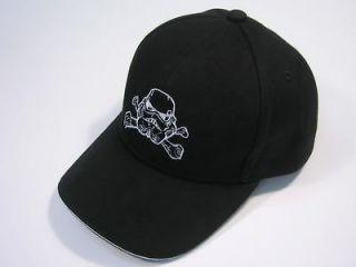 Star Wars Stormtrooper Helmet Skull Cap Hat NR Golf Smart Baseball