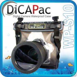 DiCAPac Waterproof Case for NIKON D300s D3000 D5000 D90