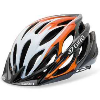 orange bike helmet