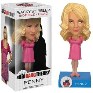Penny Big Bang Theory Bobble Head by Funko *NEW*