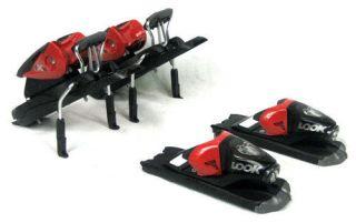 Look NX 10 Lifter Alpine Snow Ski Bindings, New, Retail $129.99