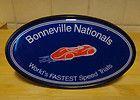 BONNEVILLE SALT FLATS SPEED WEEK HITCH COVER HOT ROD LAKESTER LAND