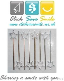 Disney Princess Party Magic Wand Favours 8 Pack