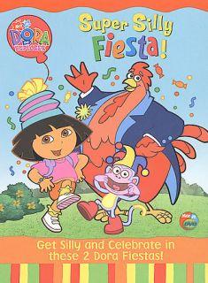 Newly listed Dora the Explorer   Super Silly Fiesta (DVD, 2004) Mint