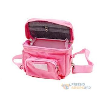 Travel Case Carry Pouch Bag For Nintendo 3DS DS LITE DSi With Shoulder