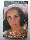 for Life  The Biography of Elizabeth Taylor by Donald Spoto (1995