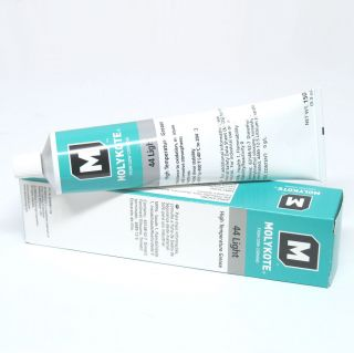DOW CORNING MOLYKOTE 44 L LIGHT High Temp Silicone Grease Lubricant 5